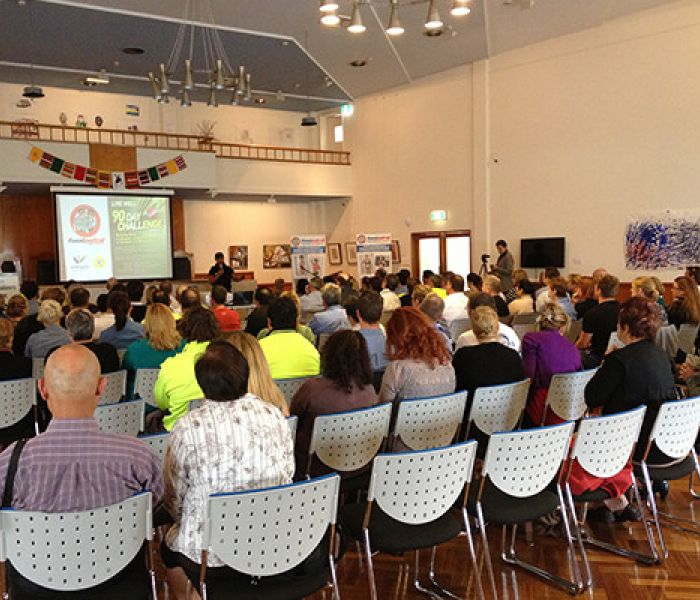 Workplace Seminar with Wollongong Council
